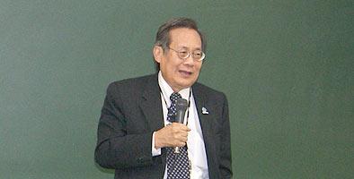 2010年度第1回GSA特別講義を開催...